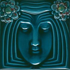 Art Deco Tile, Golem Kunst- und Baukeramik