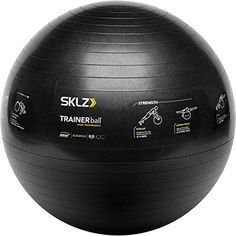 SKLZ Sport Performance Trainer Ball  SelfGuided Stability Ball -- You can find out more details at the link of the image.