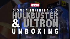 Marvel's Hulkbuster and Ultron Unboxing - Disney Infinity 3.0 - Watch the video --> http://www.comics2film.com/marvel/marvels-hulkbuster-and-ultron-unboxing-disney-infinity-3-0/  #Marvel