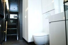 Luumutar: Projekti kylpyhuone