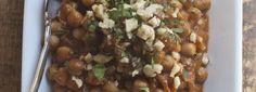 Gluten Free Chickpea Stew, Vegetarian Recipe
