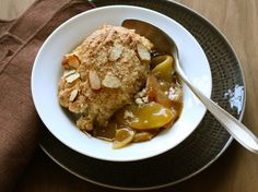 Try Cabot's easy apple cobbler recipe for a dessert perfect for any occasion. With cinnamon & cheddar, the complex flavors complement any meal. Try it today! Queso Cheddar, Cheddar Cheese, Apple Recipes, Fall Recipes, Cheese Recipes, Cooking Recipes, Dairy Recipes, Flour Recipes, Apple Cobbler