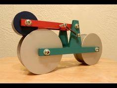 2 of my favorite alternate motion machines .5way through.  Leonardo da Vinci machines in motion - YouTube