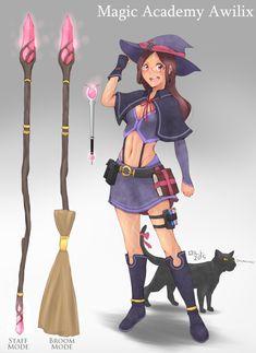 Magic Academy Awilix by BookmarkAHead.deviantart.com on @DeviantArt …