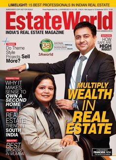 EstateWorld  Magazine - Buy, Subscribe, Download and Read EstateWorld on your iPad, iPhone, iPod Touch, Android and on the web only through Magzter