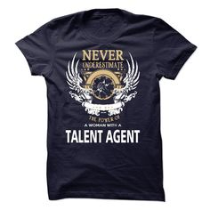 I Am ATalent Agent T-Shirts, Hoodies. Get It Now ==►…