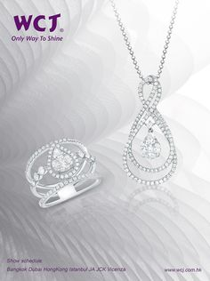 WCJ International Ltd. #HKJE #Magazine #WinterSpring2016 #Advertisement #jewellery #diamond #finejewellery