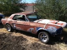 C D Bba A B C Ded C C on Ford Mustang Salvage Yards Texas