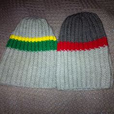 Beanies for charity