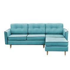 Klasicky krásná pohovka s ozdobným lemováním udělá z vašeho domova luxusní panské sídlo. Není to jen pohovka, když ji rozložíte, stane se rázem příjemnou postelí, kde se vyspí pohodlně dvě osoby. A má i praktický úložný prostor pod sedadlem. Hledáte perfektní pohovku? Už nehledejte, právě na ni totiž koukáte. V kolekci Ladybird najdete jemné pastelové barvy - je libo krémová, stříbřitě šedá nebo elegantní růžová? ▶ 3 pohodlná místa k sezení ▶ místo na spaní pro dvě osoby ▶ praktický úložný…