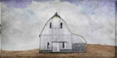 Barns - Love this painting.