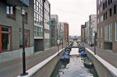 Stedenbouwkundig plan Java-eiland / Urban Design Java-eiland ( Sj. Soeters )