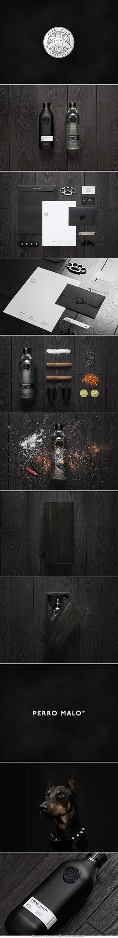 Perro Malo Branding