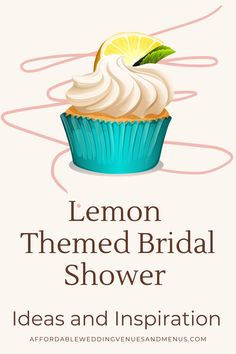 Looking for bridal shower ideas? If you choose a theme, it'll make it easier to pull everything together, from your invitations to your favors. Most popular theme: Lemons! You can choose your decor with lemon colors and shapes. Plus, you can brighten up your menu with lemon flavors. Your guests will love lemon pasta, cakes and cocktails. Don't forget a lemon themed favor and your shower will be a hit! See lemon themed bridal shower invitations, decor, menus, games, and activities. Bridal Shower Photos, Wedding Shower Gifts, Bridal Shower Decorations, Bridal Shower Favors, Bridal Shower Invitations, Wedding Reception On A Budget, Inexpensive Wedding Venues, Pastel Balloons, Lemon Pasta