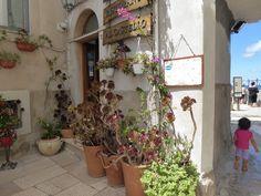 Peschici Puglia Italia (Luglio)