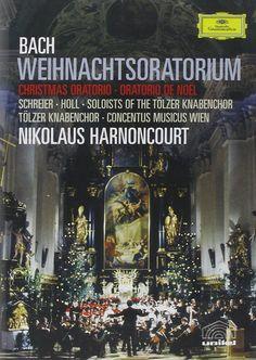 Johan Sebastian Bach: Christmas Oratorio, BWV 248 – Tölzer Knabenchor, Concentus Musicus Wien, Peter Schreier, Robert Holl, Nikolaus Harnoncourt (HD 1080p) • http://facesofclassicalmusic.blogspot.gr/2014/12/johan-sebastian-bach-christmas-oratorio.html