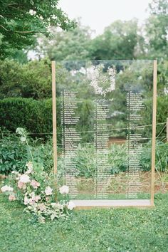 "From the editorial ""You'll Love This Unique Solution For Planning A Multicultural Wedding."" This seating chart was the perfect way to let the 250 guests know where to find their seats!  Photography: @nicolecolwellphotography  #weddingseatingchart #weddingescortdisplay #escortcarddisplay #weddingreceptioninspo"