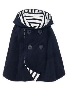 Gap | Reversible fleece poncho