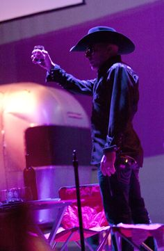 Puscifer......Went to this show, it was amazing!!! Dallas, TX at the Majestic Theater!!