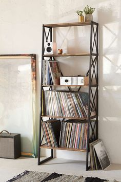 tall bookcase - urban outfitters.