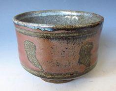Mashiko Ware tea bowl by Hamada Shoji.