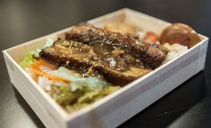 Food Esteem | Love for Food • Passion for Photography: Taiwan Railway Bento