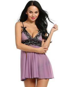 bd1a7b433d5b27 Erotic Nightwear Sexy Lingerie Women s