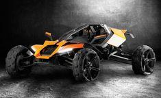 KTM Side x Side Concept