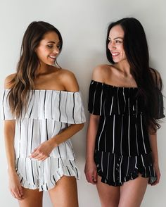 """11.5k Likes, 61 Comments - Shop Luca + Grae (@lucaandgrae) on Instagram: """"Our Black or White Thera Top and Shorts Set is Spring wardrobe perfection! New Arrivals and more…"""""""