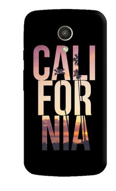 CALIFORNIA MOTOROLA MOTO G 2ND GEN CASE  Rs.495.00