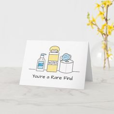 Funny Virus Wipes Toilet Paper Sanitizer Card #AD Toilet, #Paper, #Sanitizer, #Wipes, #Shop