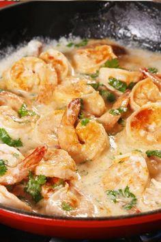 Best Coconut Lime Shrimp Recipe-How To Make Coconut Lime Shrimp—Delish.com
