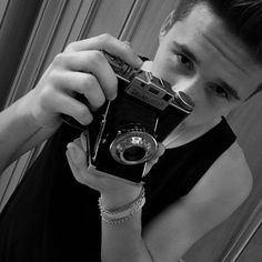 David Beckham's Son Brooklyn May Pursue a Career in Photography