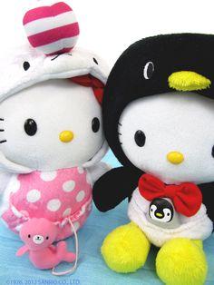 Plush Friends Forever! #SephoraHelloKitty