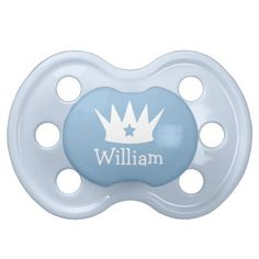 Little Prince | Custom Baby Pacifier BooginHead Pacifier