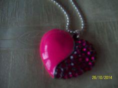 Sydän timanteilla