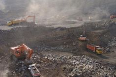 how much do you know about Open-pit mining