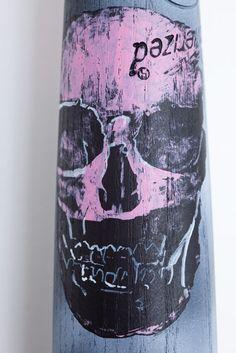 Shane Cotton - Motion in Bones (detail) Maori Designs, Skulls And Roses, Bones, Artists, Contemporary, Detail, Creative, Cotton, Image