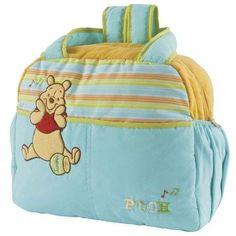 amplias pañaleras para bebe bolsa o back pack winnie pooh
