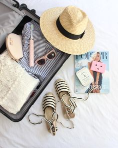Travel essentials? Check.