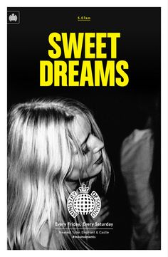 Ministry of Sound posters capture raw energy of clubbing | Posters | Creative Bloq