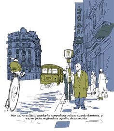 Illustration from Eloisa & Napoleon