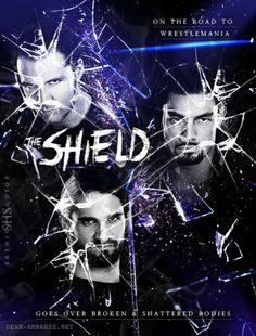 The Shield. WWE.