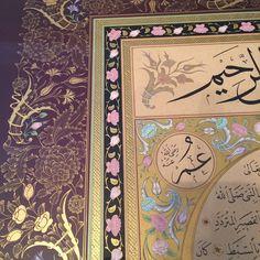 #tezhip#islamicart