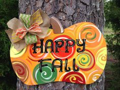 Hey, I found this really awesome Etsy listing at https://www.etsy.com/listing/197044953/fall-pumpkin-door-hanger-fall-door-decor