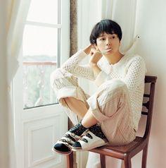 メンズライクが可愛い。菊池亜希子さんの素敵コーデまとめました♪   キナリノ