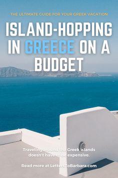 Europe Train Travel, Travel List, Budget Travel, Travel Guides, Greece Vacation, Greece Travel, Travel Images, Travel Photos, Greek Islands