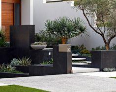 Awesome Modern Perth Garden Patio Exterior Design