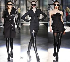 Fall Runway: DSquared | The Dressing Room - Toronto Based Fashion and Beauty Blog