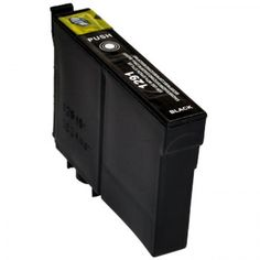 BLACK COMPATIBLE INK CARTRIDGE FOR EPSON T1291 €6.50